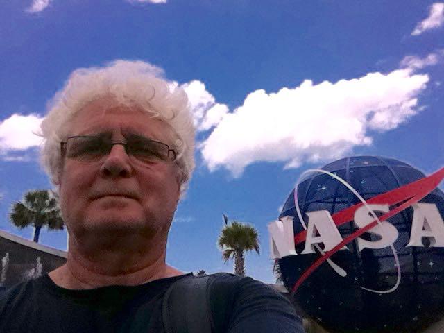 Ken at NASA2